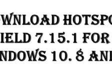 Download hotspot shield VPN