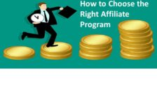 Choose the Right Affiliate Program