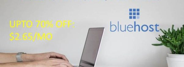 bluehost black friday deals