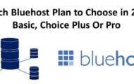 bluehost-hosting-plans
