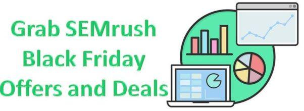 SEMrush Black Friday Offers